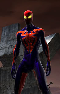 Spider-Man Web of Shad... Mangaverse Spider Man Wallpaper