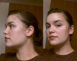 Jadzia Dax Makeup Test