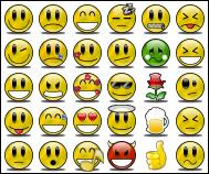 AkiRoss Smileys by jaegerschnitzel