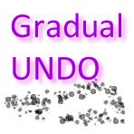 Gradual Undo
