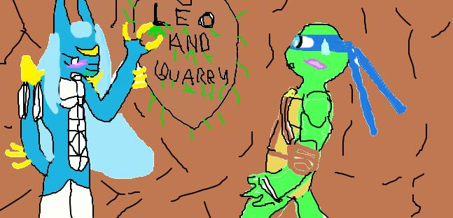 the love of quarry by leonardo by jadyreb