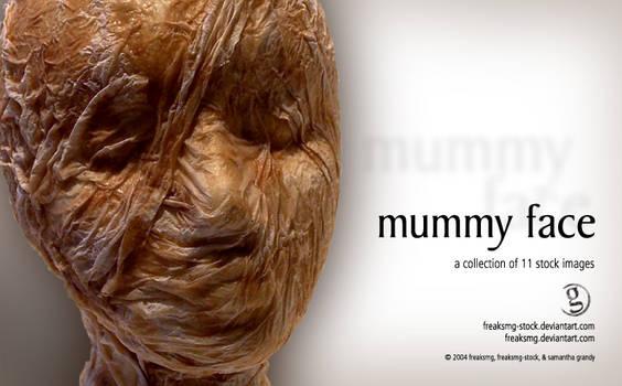 freaksmg-stock - mummy head