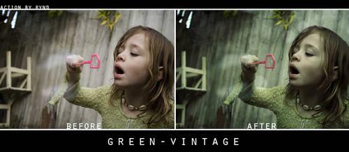 green-vintage