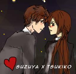 Starry Sky: Tsukiko X Suzuya [Animation]