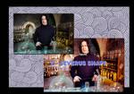 PSD coloring Severus Snape