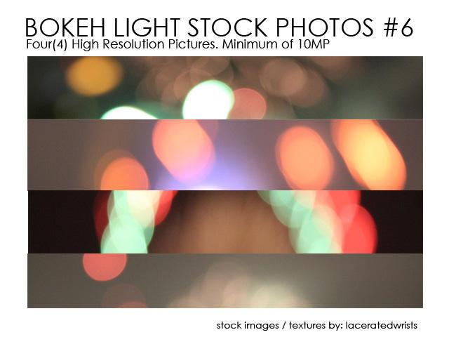 BOKEH 06 by laceratedwristsstock