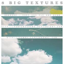 fly sky high - textures.