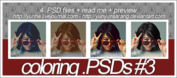 coloring .PSDs 3 by yunyunsarang