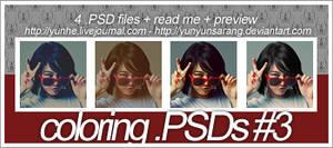 coloring .PSDs 3