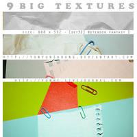 9 big textures - notebook 2