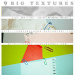9 big textures - notebook 2