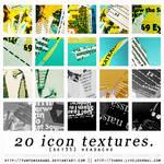 20 icon textures - headache