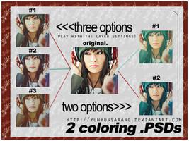 coloring .PSDs 4
