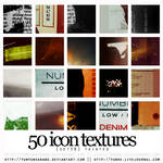 50 icon textures - tainted
