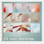 30 icon textures - flash rain