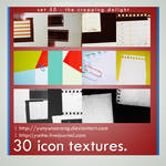 30 icon textures - cropping