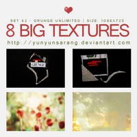8 big textures - grunge unlim by yunyunsarang