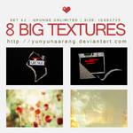 8 big textures - grunge unlim
