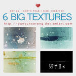6 big textures - north pole