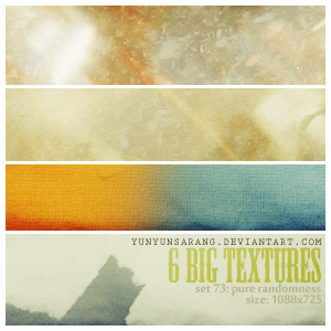 6 big textures - pure randomne by yunyunsarang