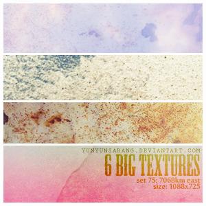 6 big textures - 7068km east by yunyunsarang