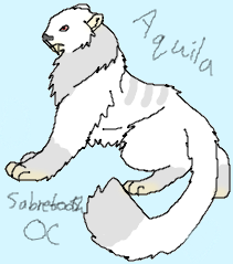 Aquila (Rushed) by FIREGIRL1666