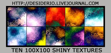 Set 01 of  Icon Textures
