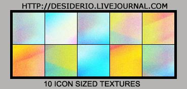 Set 02 of Icon Textures