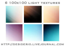 Set 04 of Icon Light Textures