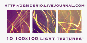Set 07 of Icon Light Textures