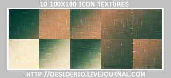 Set 06 of Icon Textures