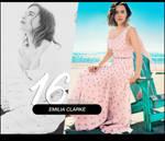 Photopack 1101 - Emilia Clarke