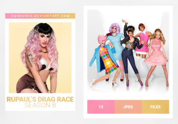 rupauls drag race season 8 download