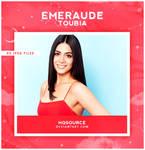 Photopack 2203 // Emeraude Toubia
