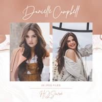 Photopack 3068 // Danielle Campbell