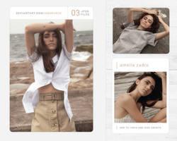 Photopack 3280 // Amelia Zadro