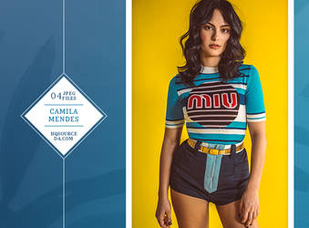 Photopack 3480 // Camila Mendes by HQSource