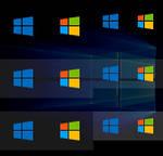 Windows 10 Start Buttons