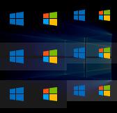 Windows 10 Start Buttons by Dead4me