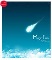 Magic Falls by Delta909