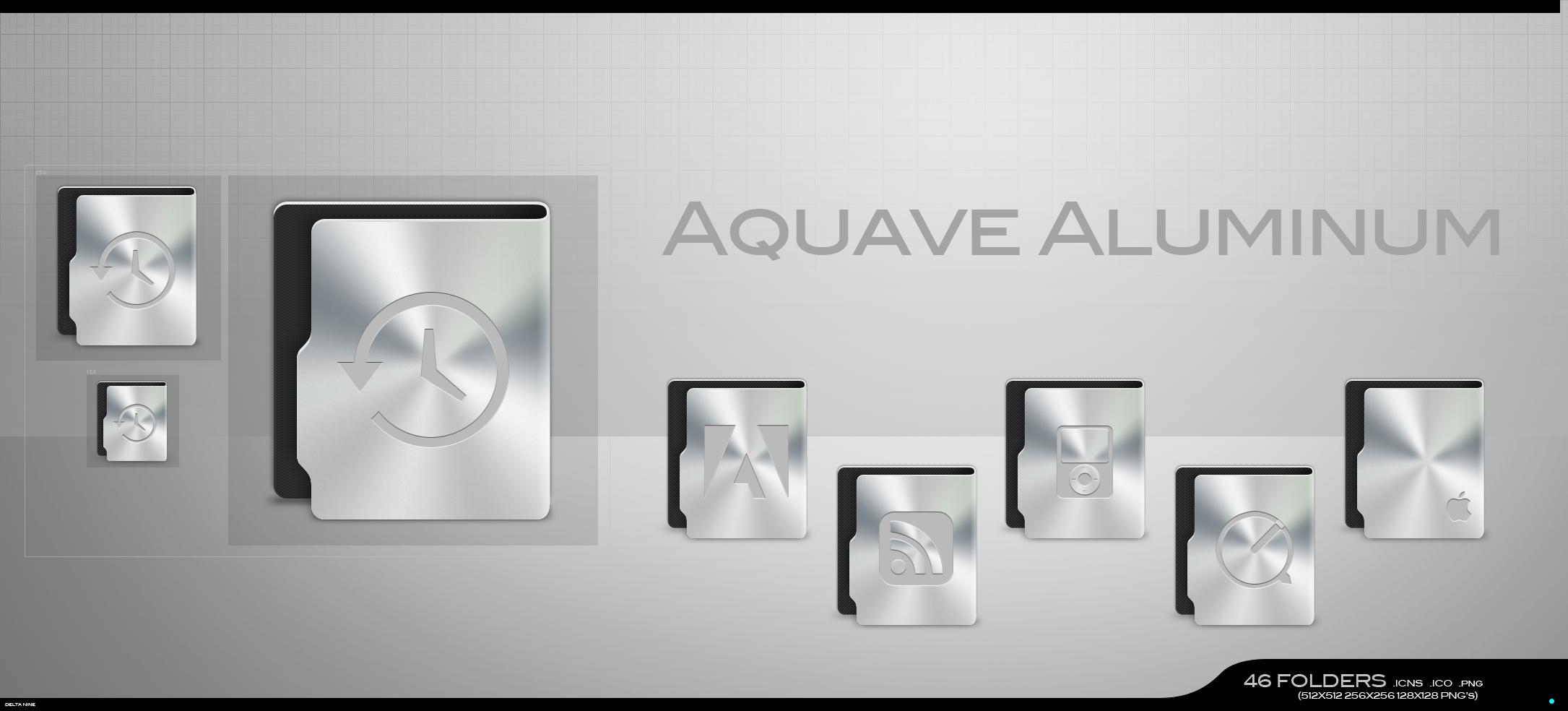 Aquave Aluminum by Delta909