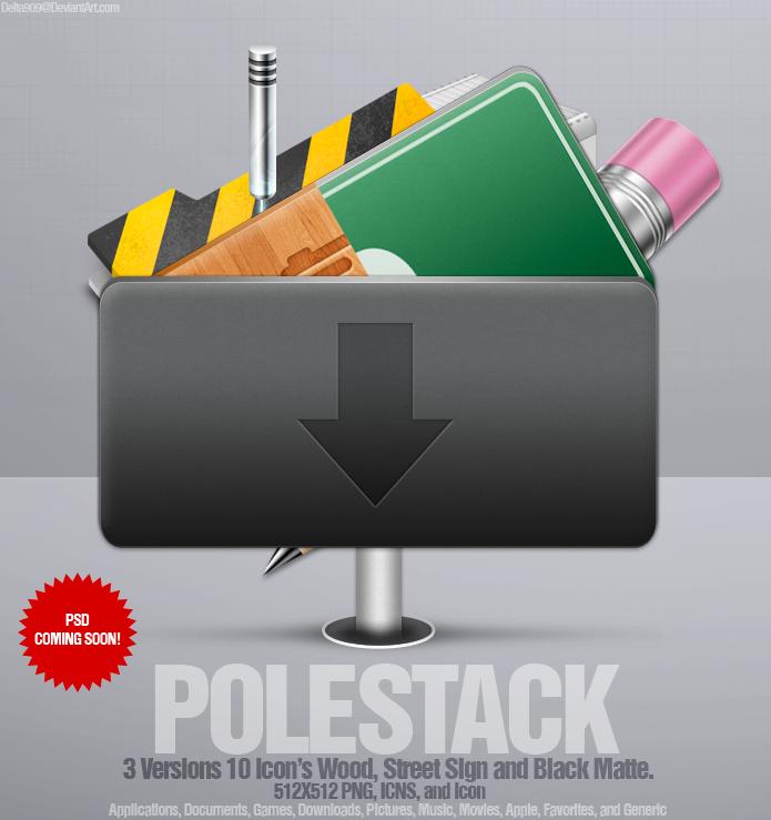 PoleStack by Delta909
