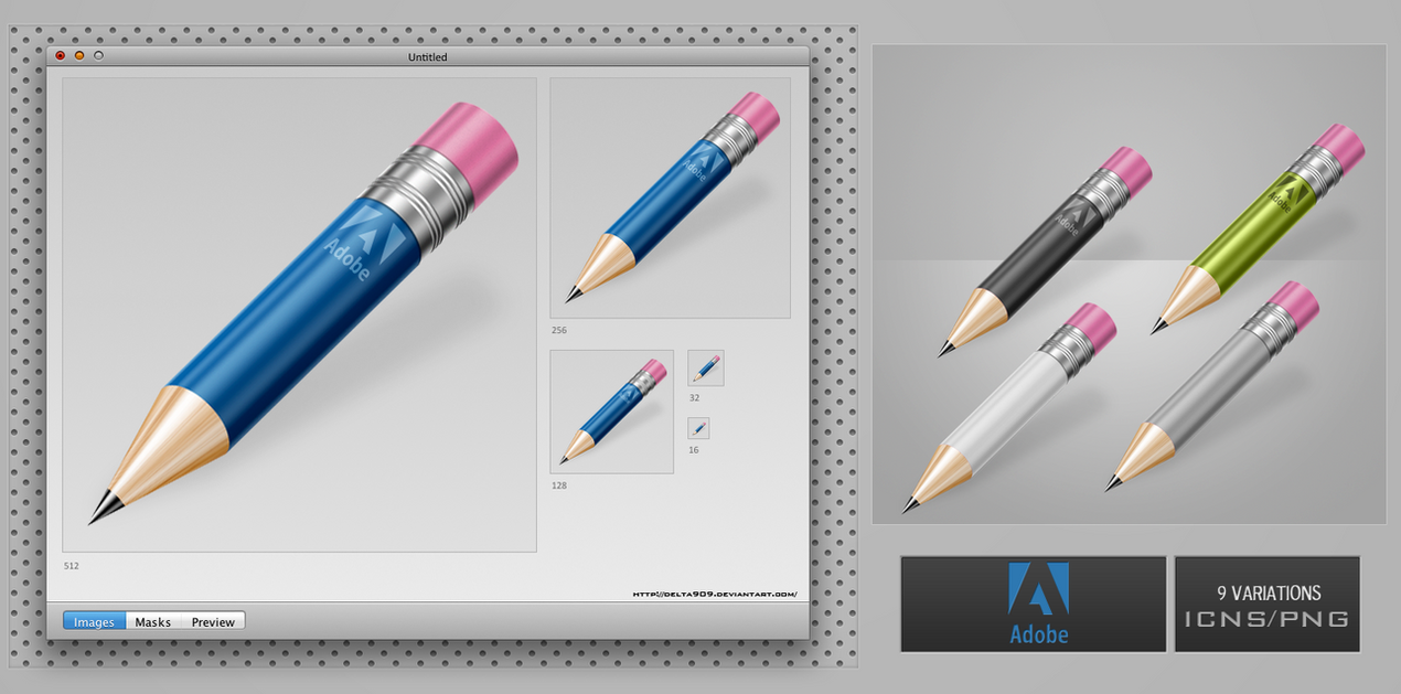 Adobe Pencil by Delta909