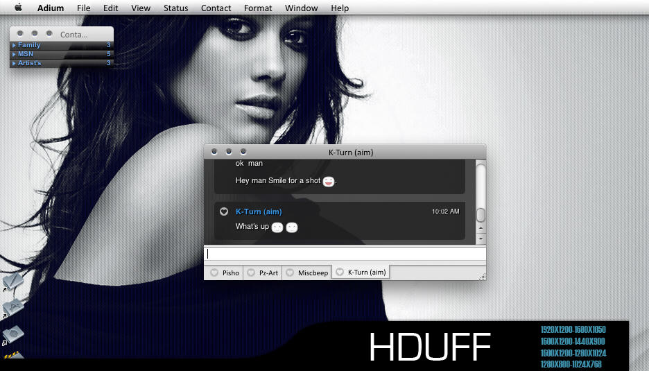 HduffWally by Delta909