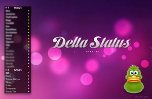 Delta Status by Delta909