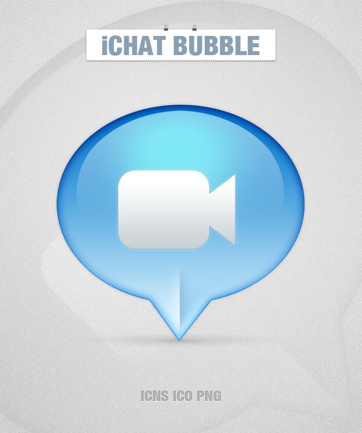 iChat Bubble