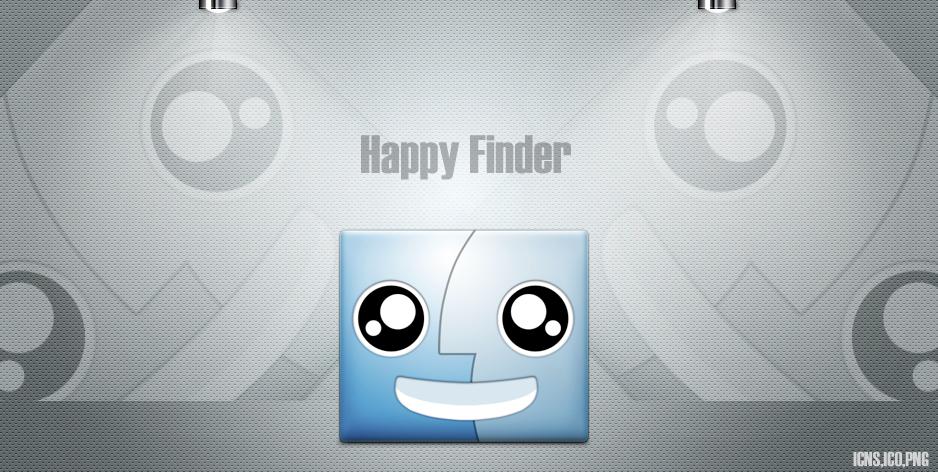 Happy Finder by Delta909