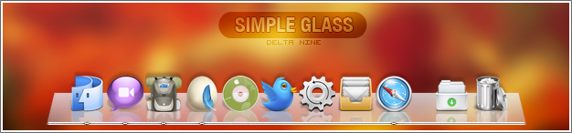 SimpleGlass by Delta909