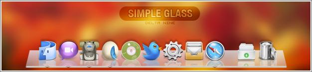SimpleGlass by Delta909