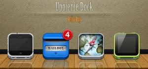 Upojenie Wood Dock by Delta909